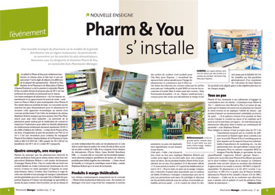 Article Pharmacien Manager 2014